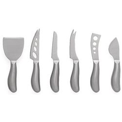 Curved Stainless Steel Knife Set