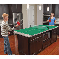 Kitchen Table Tennis and Game Boards