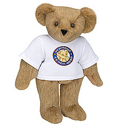 "15"" Teddy Souvenir T-Shirt Bear"