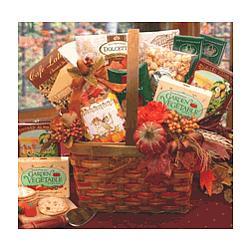 Harvest Blessings Fall Gift Basket