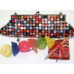 Button Bag and More Set