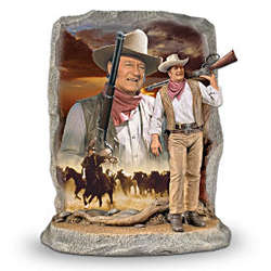 The Duke John Wayne Figurine