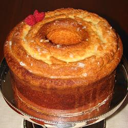 "Helen's Famous Louisiana Crunch Cake - 9"" Round - FindGift.com"