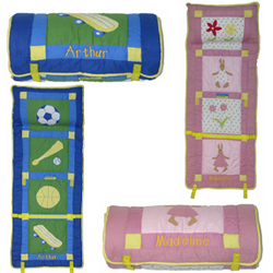 Personalized Nap Rolls