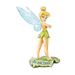 It's Not Fair Disney Tinker Bell Figurine