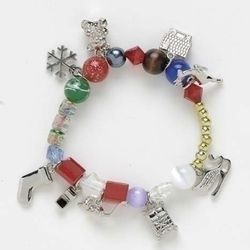 Night Before Christmas Story Bracelet