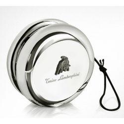 Silver Lamborghini Logo Yoyo