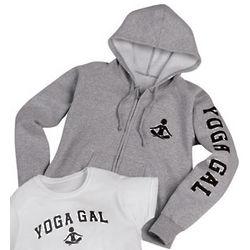 Yoga Gal Hoodie