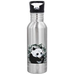 Flip N' Sip Stainless Steel Water Bottle