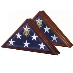 Presidential Seal Flag Case