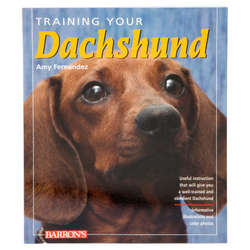 Training Your Dachshund Book