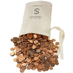 700 US Lincoln Copper Pennies