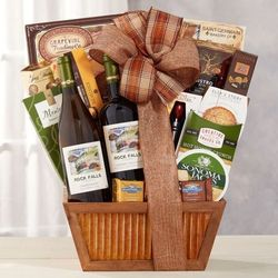 Cliffside Vineyards Wine Gift Basket