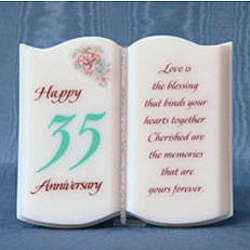 Happy 35th Anniversary - FindGift.com