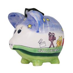 Hollywood Piggy Bank
