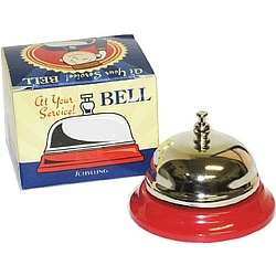 At Your Service! Bell