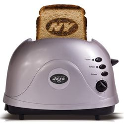 ProToast NFL New York Jets Toaster