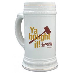 Auction Kings Ya Bought It! Beer Stein