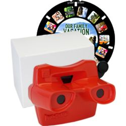 3D View-Master and Custom Reel