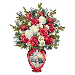 Always in Bloom Holiday Centerpiece