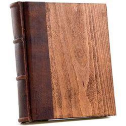 Italian Beveled Wood Photo Album