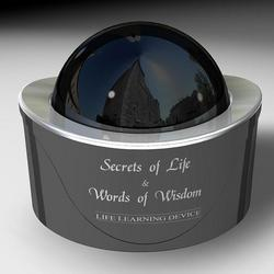 Verbal Secrets of Life & Motivational Quote Dispenser