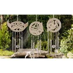 Sympathy Sentiment Windchime