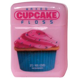 Cupcake Flavored Floss