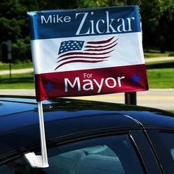 Personalized Mini Car Flag