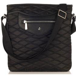 Black Cross Body iPad Handbag
