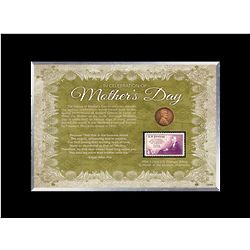Mother's Day Coin and Stamp Collection
