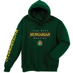 International Lean Hungarian Mean Hooded Sweatshirt