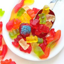 Gummy Candy Bag