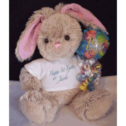 Personalized First Easter/Any Easter Bunny