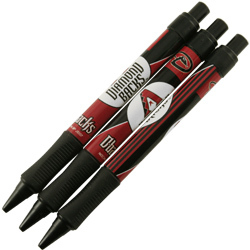 Arizona Diamondbacks Sof-Grip Pen Set