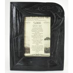 Bog Oak Frame