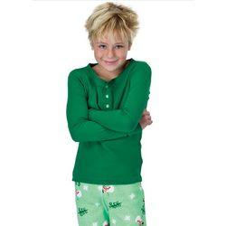 Let it Snow, Man! Pajamas for Boys