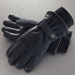 Men's Lined Gloves