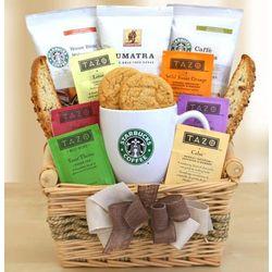 Starbuck's Daybreak Basket
