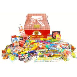 Christmas Grand Retro Candy Assortment Gift Box