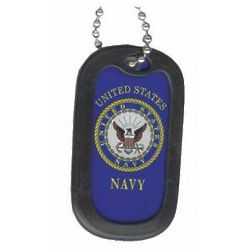 U.S. Navy Commemorative Dog Tag