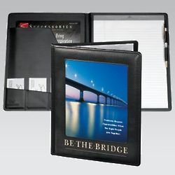 Be the Bridge Motivational Padfolio