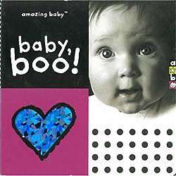 Baby, Boo Board Book