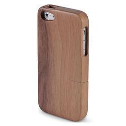 Walnut Wood iPhone 5 Case