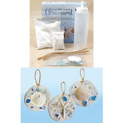 DIY Beach Ornament Art Kit