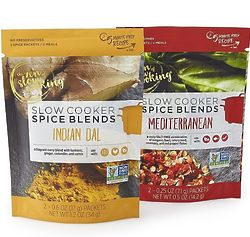 Slow Cooker Spice Blends Duo