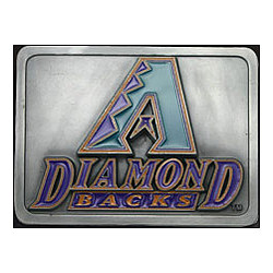 Arizona Diamondbacks Pewter Hitch Cover