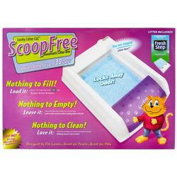 ScoopFree™ Automatic Cat Litter Box