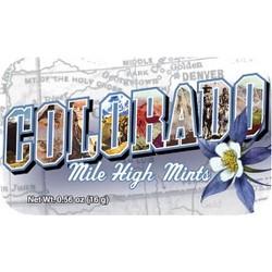 Colorado Mile High Mint Tin