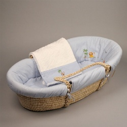 Safari Moses Basket